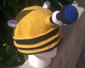 MADE TO ORDER Dalek Hats--Inspired by Doctor Who