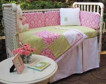 MUST GO  4 pc. Amelia Bedding Collection Reg. 395.00