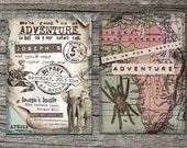 Safari Adventure Invitation