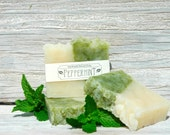 PEPPERMINT Handmade Natural Soap