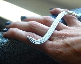 Double Two Finger Ringer