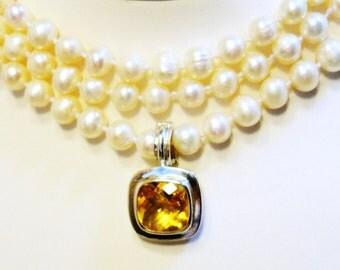 Gorgeous Gemstone Pendant Enhancer