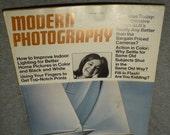 Vintage Modern Photography January 1968 Edition