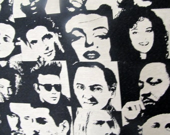 IMAGES Of The World  Presley/Lennon/Monroe/Kennedy/Hendricks/Lady Di and more