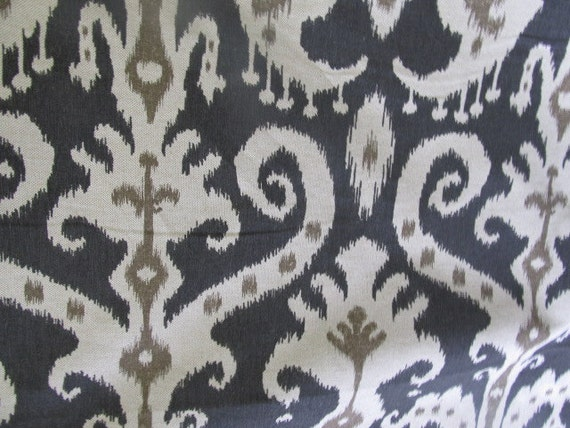 Ikat  CASBAH MINK  home decor multipurpose fabric