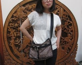 4 Corners Sweater and Lesportsac Leopard Print