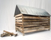 Architectural Model - Rural Outbuilding / No Way In - No Way Out