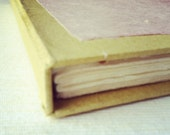 Handmade Journal - Natural Papers