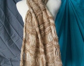 Clearance 50% Off/Free Shipping/Vintage Knitted Wool Wrap Scarf