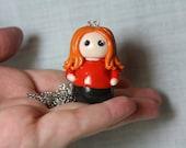 Amy Pond Necklace