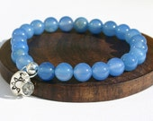 DEAL of the DAY Optimistic Blue Chalcedony Bracelet