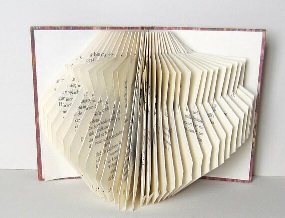 Little Book Sculpture No. 10 - altered Book
