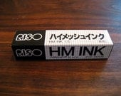reserved listing - 1 bx bulbs and 1 tube  black ink