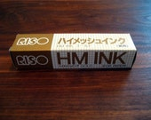 Gocco Hi Mesh Ink - GOLD (Very limited stock!)