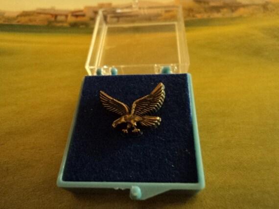 Vintage American Eagle Pin