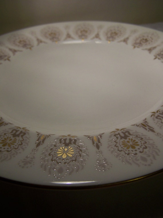 Beautiful Wedgwood Medina Side Plate, 1962 Onwards, Home Decor