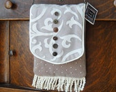 Romantic Tapestry Chain Bag Victorian Accents