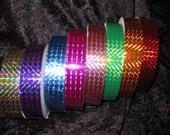 Hula hoop specialty tapes