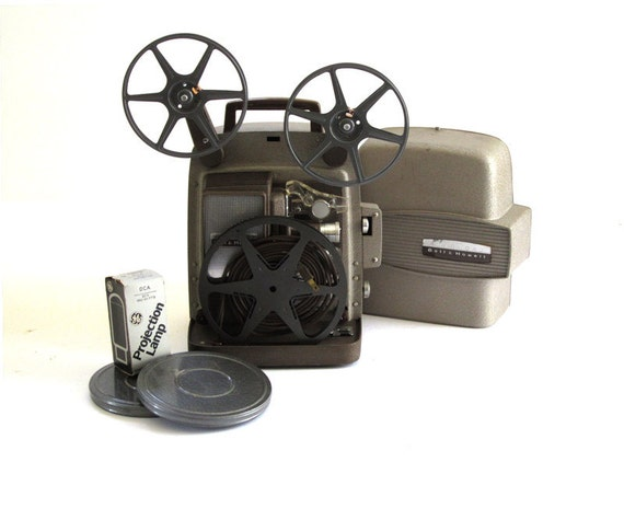 Bell and Howell 8mm Projector Model 255A Autoload