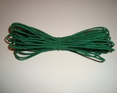 10 Yards Green Elastic Cord 2mm Round 10 Yds