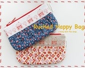 Ruched Happy Bag Pattern
