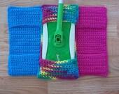 Set of 3 Cotton Crochet Swiffer Cover