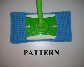 PDF Pattern / Reusable Swiffer Cover
