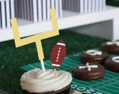 printable Football Party Collection.... ready set hut.... Party (birthday or Super Bowl) By Wants and Wishes