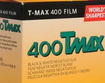 NEW FILM, One roll of Kodak 120 Black and White