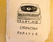 Springsteen Forever Patch
