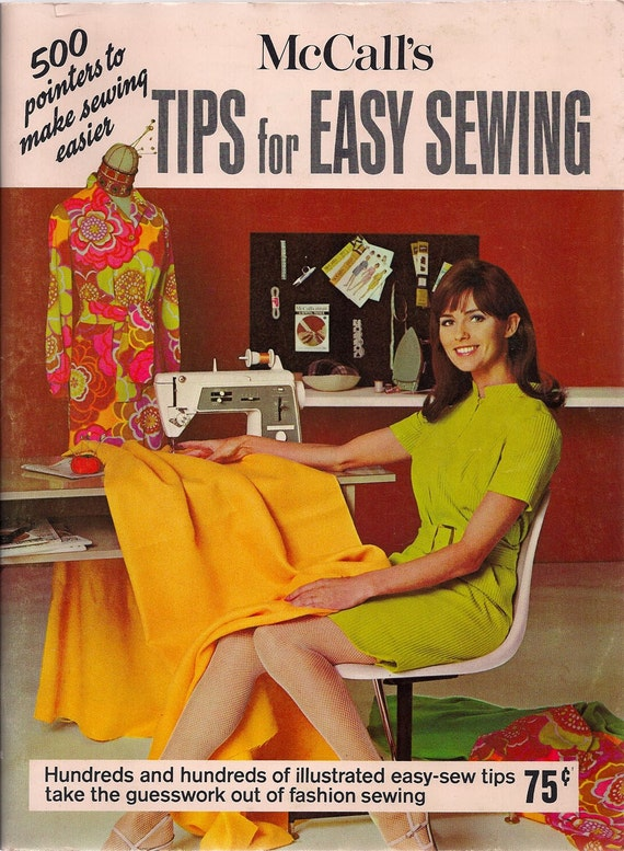 McCalls Tips for Easy Sewing