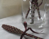 Victorian Style Lavender Wand - Burnish Copper
