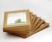 Handmade Journal From Original Artwork Choose any print design