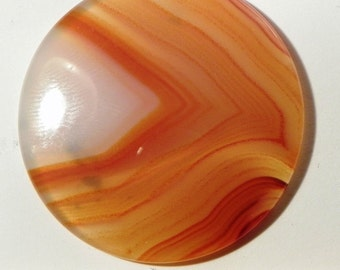 Beautiful Agate Cabochon (AGT0066)
