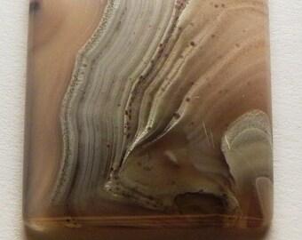 Laguna Agate Cabochon (AGT0468)