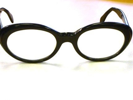 Eyeglass Frames German : Vintage Eyeglass Frames German Rodenstock Womens