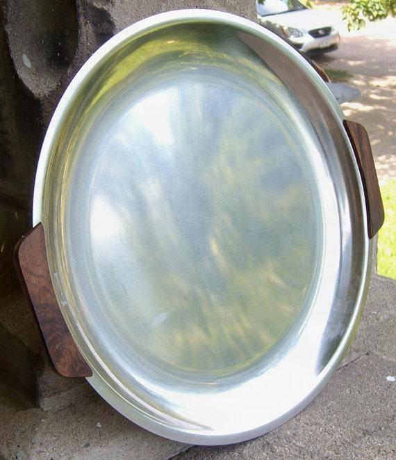 danish modern tray by STELTON
