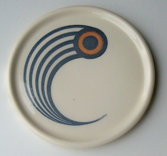 Halley's Comet wall plate set