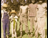 Boys of Summer 1944  with green Catfish       5x5