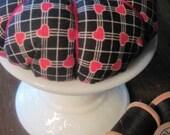 Red Hearts Pincushion