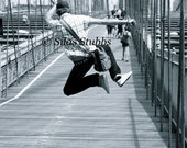 DANCE PHOTOGRAPHY PRINT 'Jumping in Brooklyn'