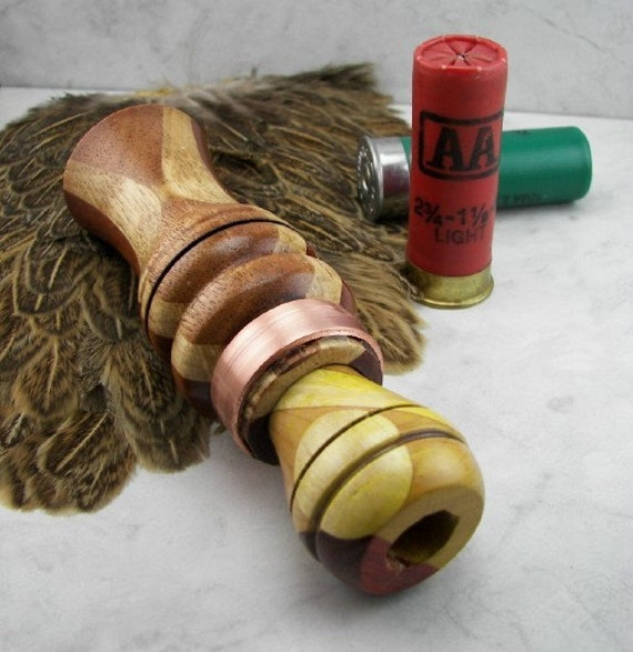 Duck Call Single Reed with Copper Band