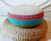 Floor Cushion Crochet