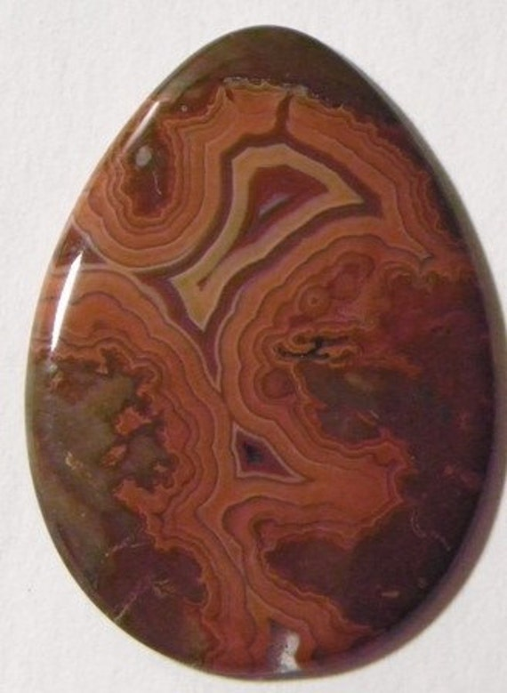 Dry Head Agate Cabochon (9023)
