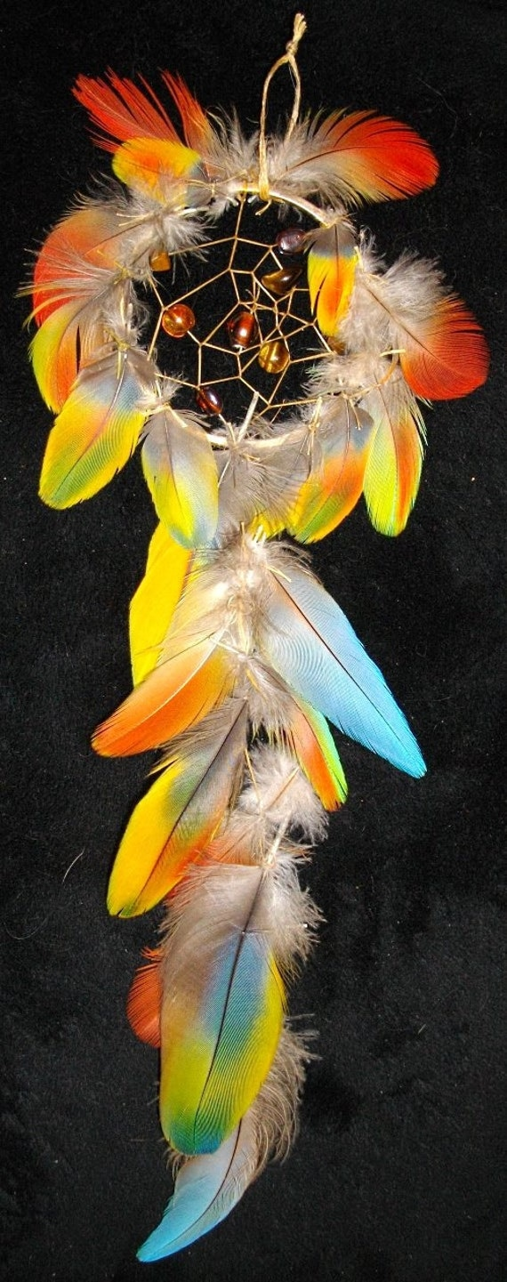 Quetzalcoatl Dreamcatcher