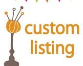Custom Listing for dlrobinson