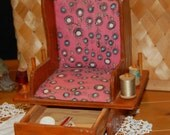 Vintage Rocking Chair Pincushion