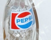 Advertising Pepsi Quart Bottle