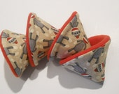 "Pee Wee Tinkle Tents -Boy Baby Shower Gift  boutique  ""Sock Monkey""  LOW  Shipping - Our Top Seller"