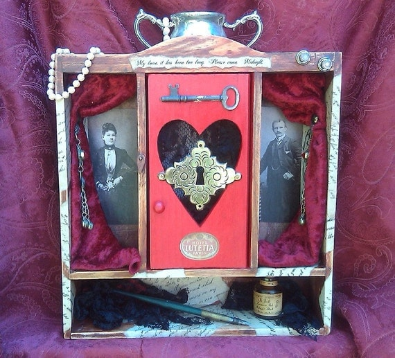 XXX Secret Affair Shadow Box - Adults Only XXX